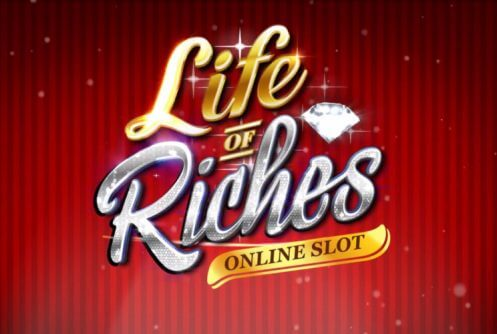 live of riches slot