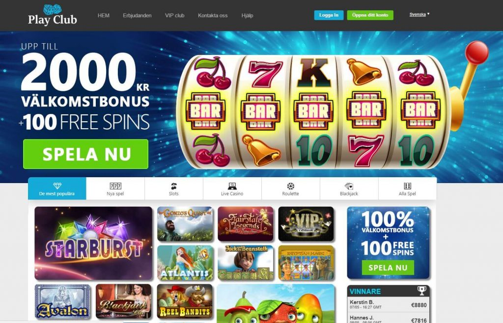 casino 1 club free spins
