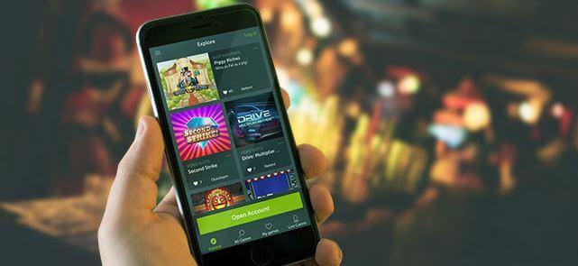 Spela på Mobilebets nya mobilcasino