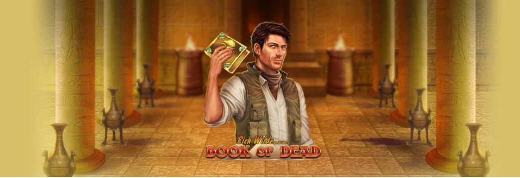 rich wylde book of dead