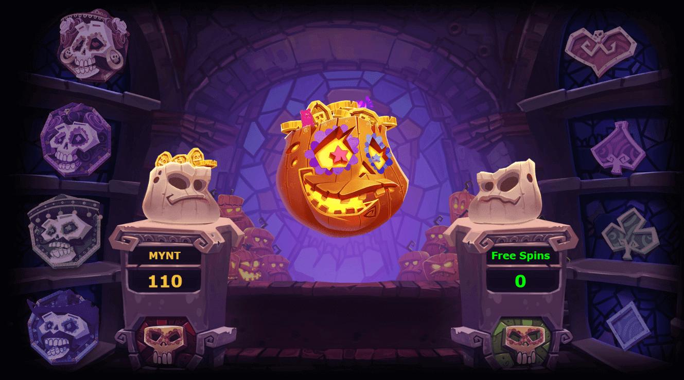 pumpkin smash bonus runda