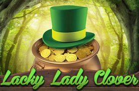 Lucky Lady's Clover freespins