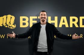 Bethard Zlatan blir ambassador