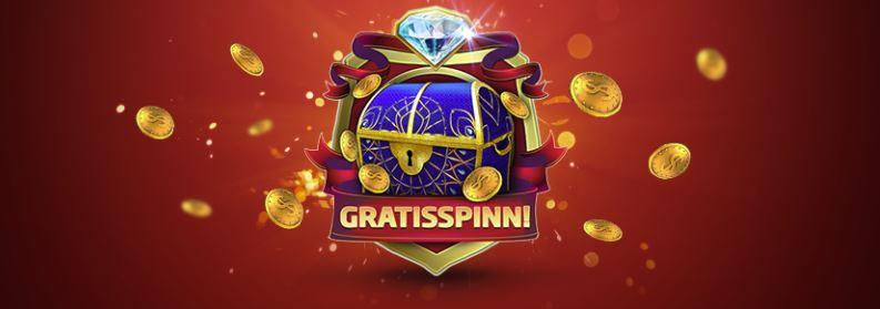 SverigeCasino free spins helg